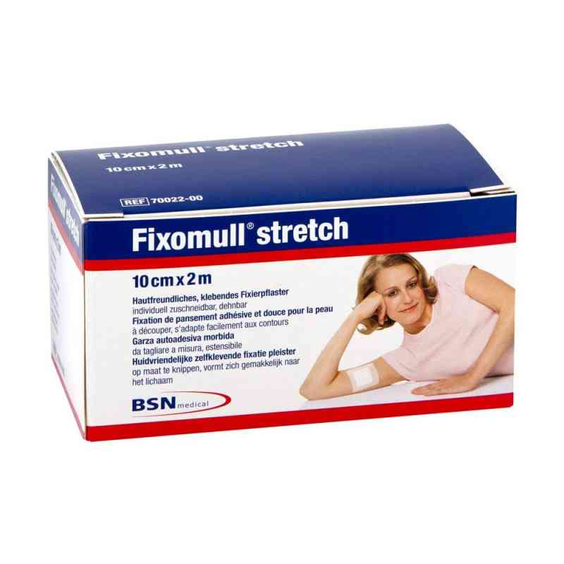 Fixomull stretch 2mx10cm  bei juvalis.de bestellen
