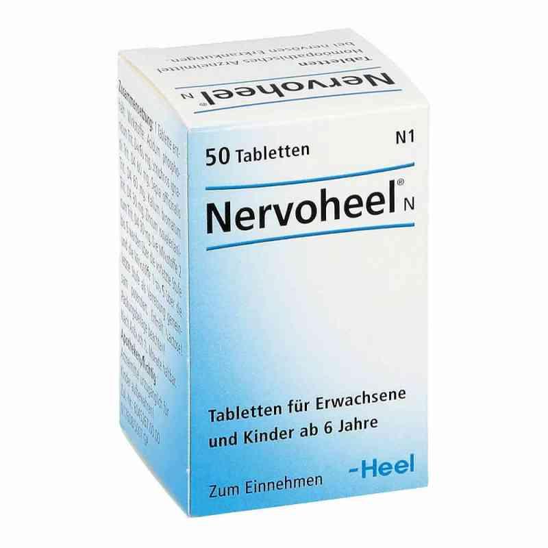Nervoheel N Tabletten  bei juvalis.de bestellen