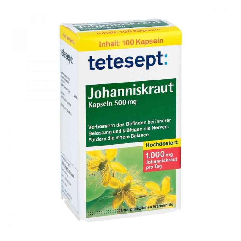 Tetesept Johanniskraut 500mg  bei juvalis.de bestellen