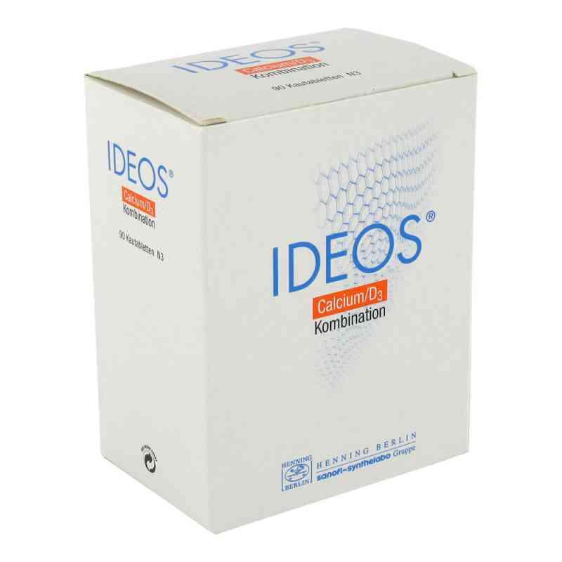 Ideos 500mg/400 internationale Einheiten  bei juvalis.de bestellen