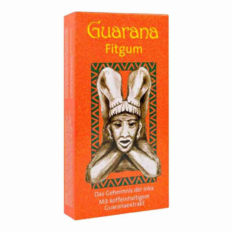Guarana Fitgum Blisterpack.kaudragees  bei juvalis.de bestellen