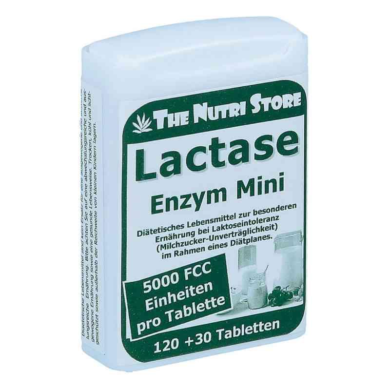 Lactase 5000 Fcc Enzym Mini Tabletten im Dosierspender  bei juvalis.de bestellen