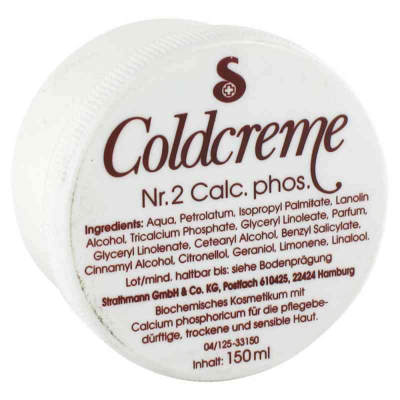 Coldcreme Nummer 2 Calcium phosph.  bei juvalis.de bestellen