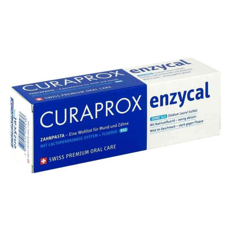 Curaprox enzycal 950 Fluorid extra milde Zahnpasta  bei juvalis.de bestellen