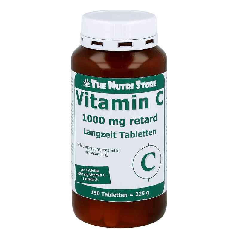 Vitamin C1000 mg retard Langzeit Tabletten  bei juvalis.de bestellen