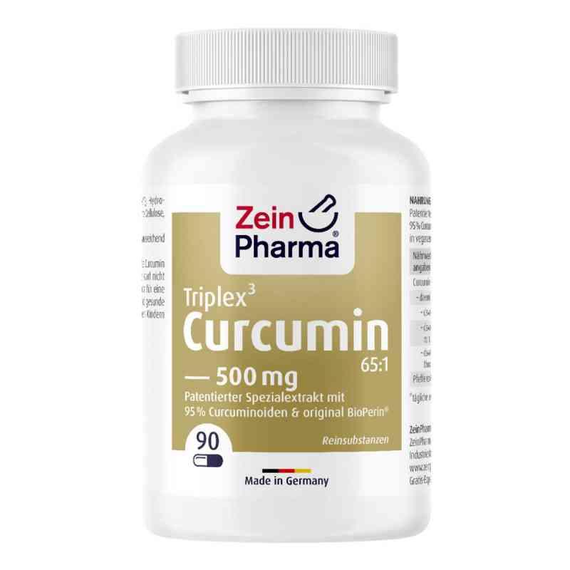 Curcumin-triplex3 500 mg/Kap.95% Curcumin+bioperin  bei juvalis.de bestellen