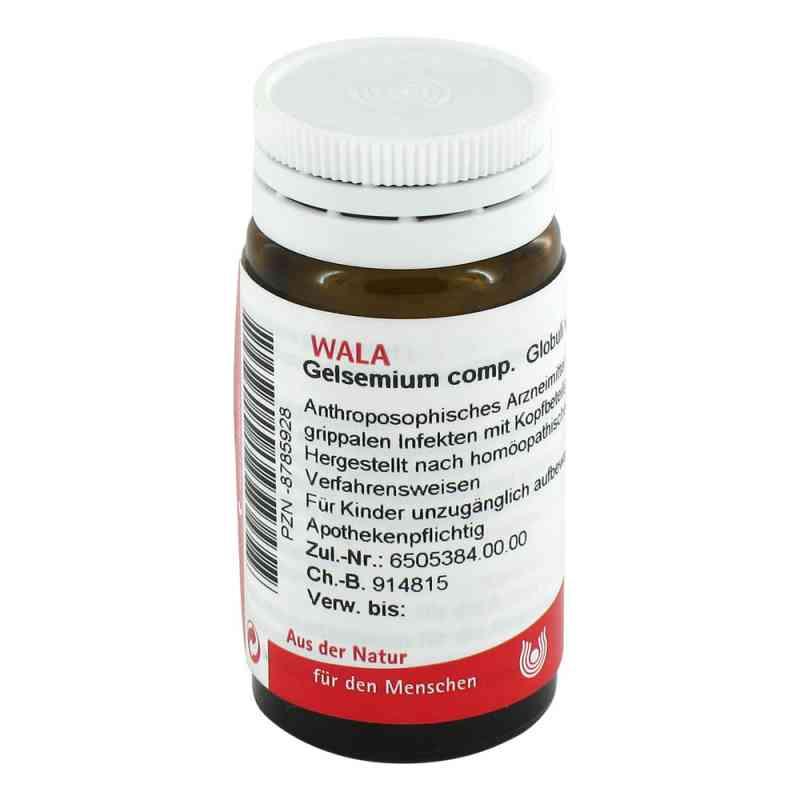 Gelsemium Comp. Globuli  bei juvalis.de bestellen