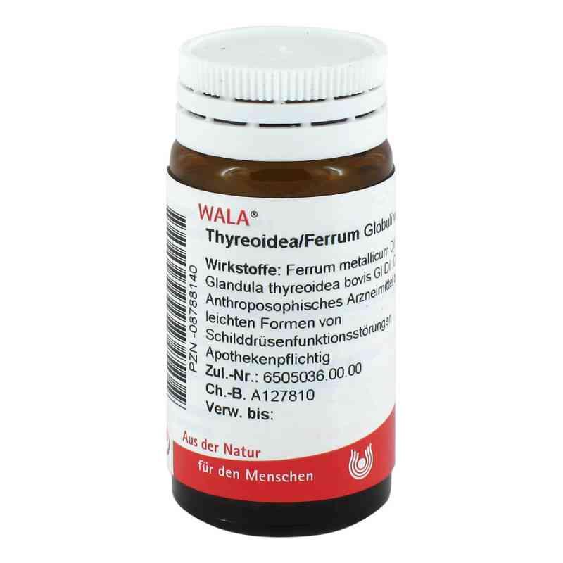 Thyreoidea Ferrum Globuli  bei juvalis.de bestellen