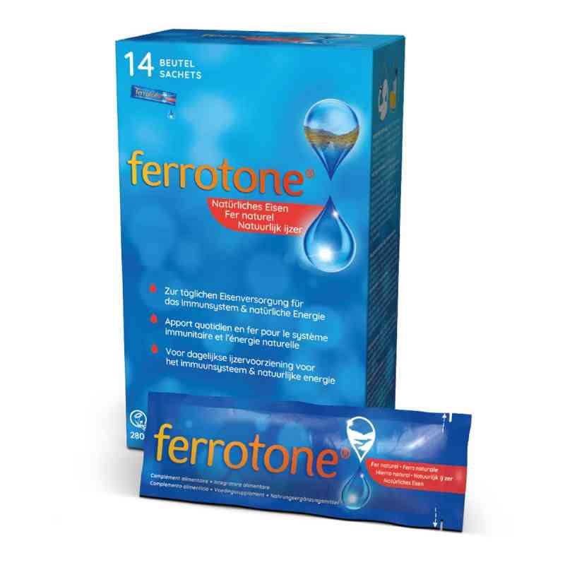 Ferrotone - der flüssige Eisen-Lieferant  bei juvalis.de bestellen