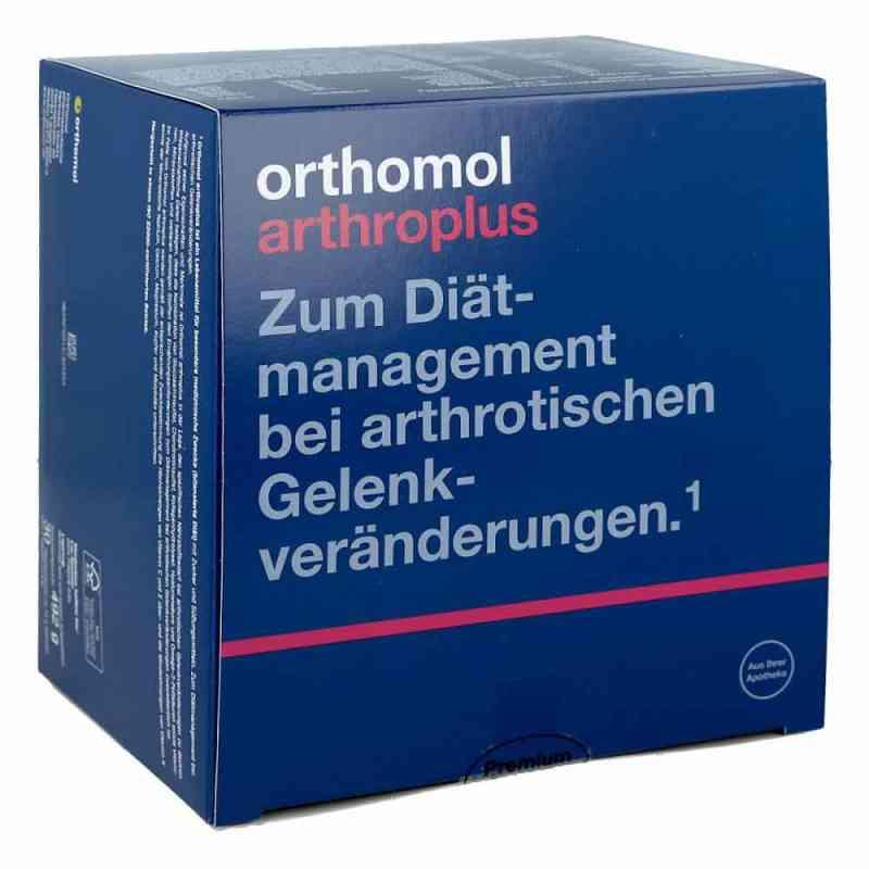 Orthomol arthroplus Granulat/Kapseln  bei juvalis.de bestellen