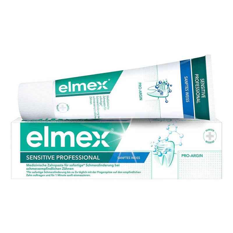 Elmex Sensitive Professional plus Sanftzahnweiss  bei juvalis.de bestellen