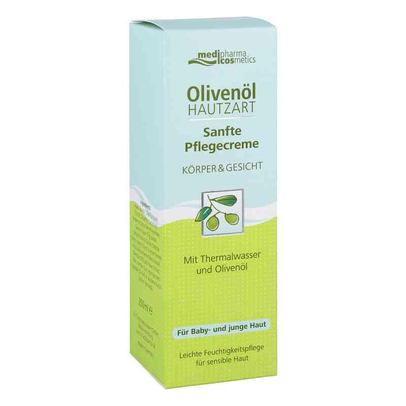 Olivenöl Hautzart sanfte Pflegecreme  bei juvalis.de bestellen