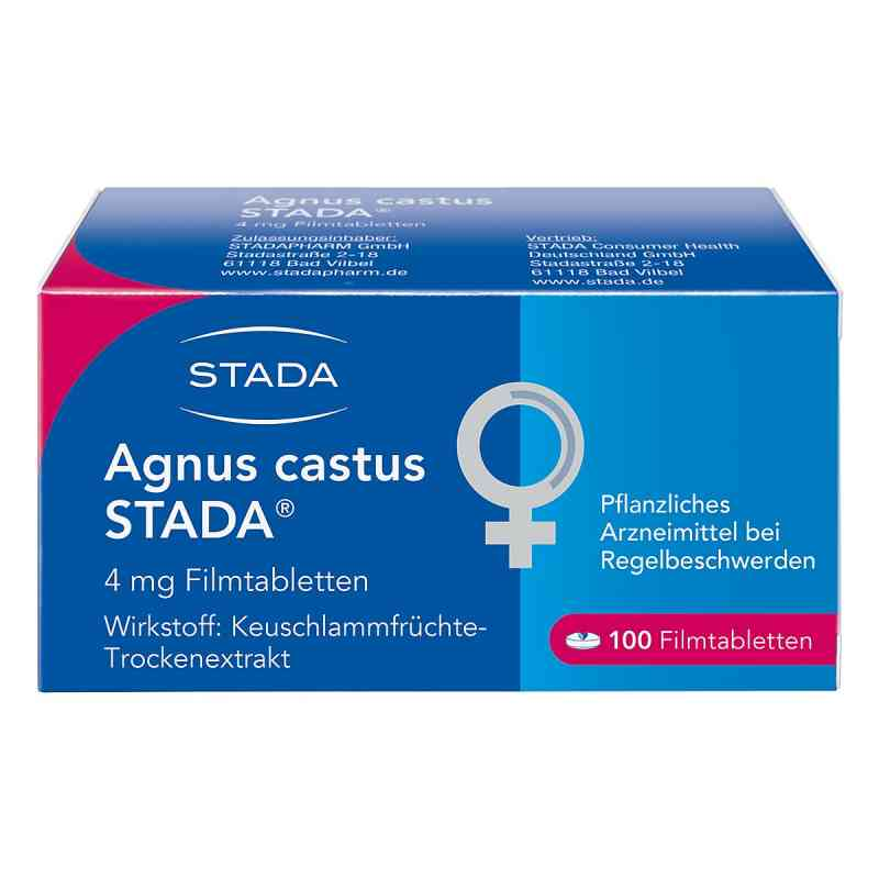 Agnus castus STADA 4mg  bei juvalis.de bestellen