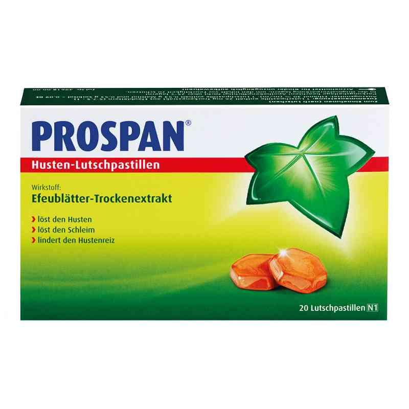 Prospan Husten-Lutschpastillen  bei juvalis.de bestellen