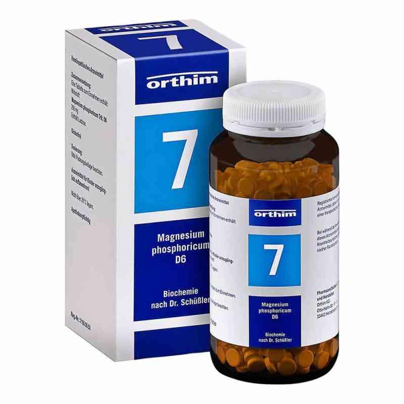 Biochemie Orthim 7 Magnesium phosphoric.D 6 Tabletten  bei juvalis.de bestellen