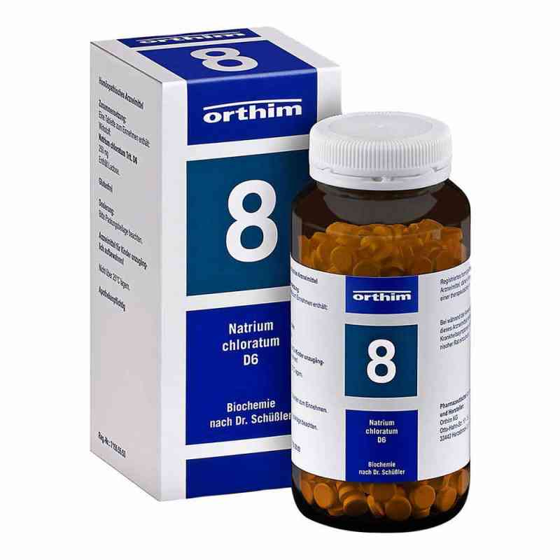 Biochemie Orthim 8 Natrium chloratum D6 Tabletten  bei juvalis.de bestellen