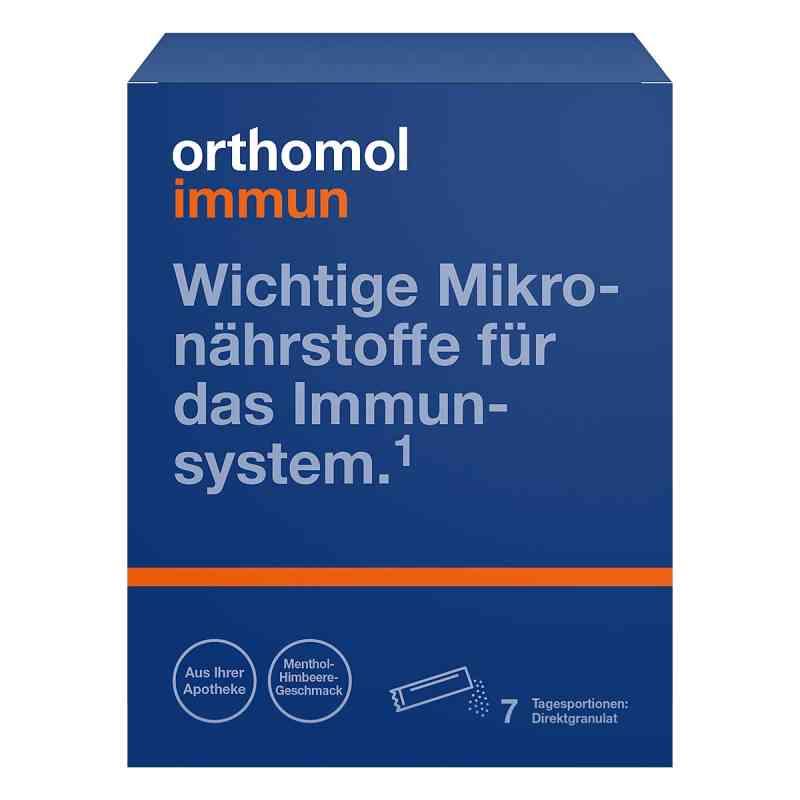 Orthomol Immun Direktgranulat Himbeer/menthol  bei juvalis.de bestellen