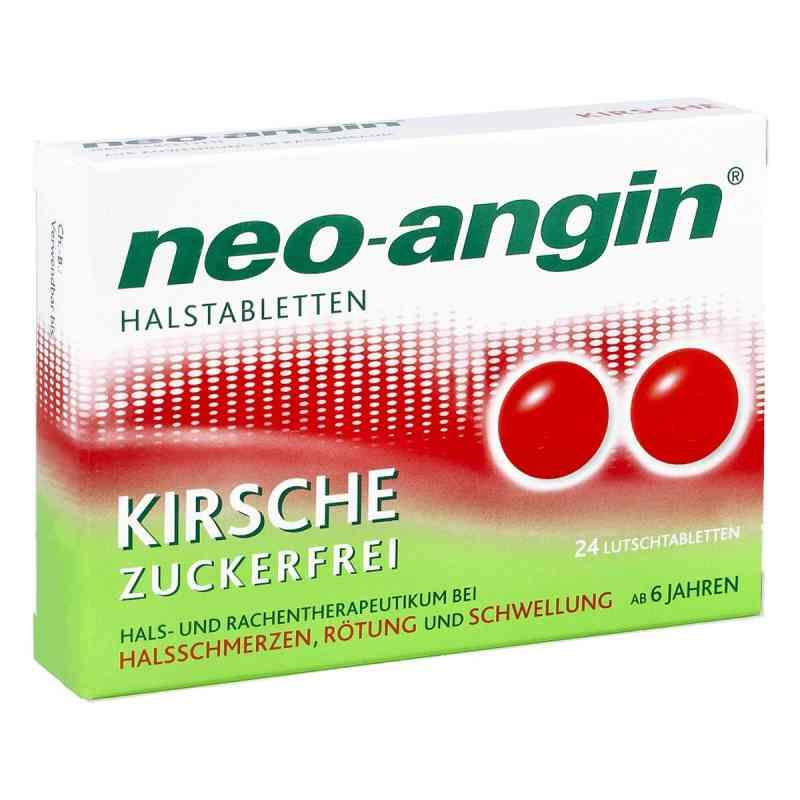 Neo-Angin Halstabletten Kirsche  bei juvalis.de bestellen
