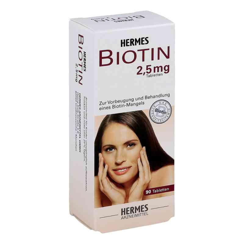 Biotin Hermes 2,5 mg Tabletten  bei juvalis.de bestellen