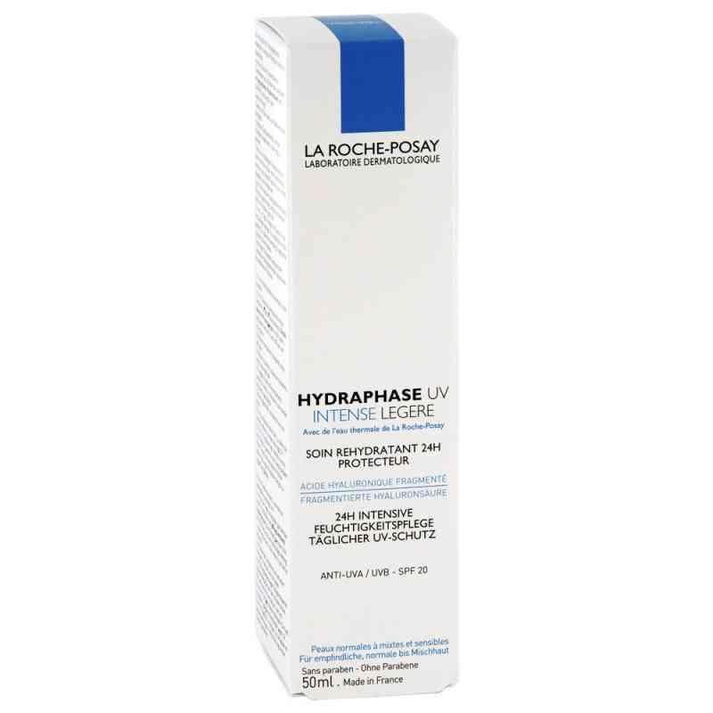 Roche Posay Hydraphase Uv Intense Creme leicht  bei juvalis.de bestellen