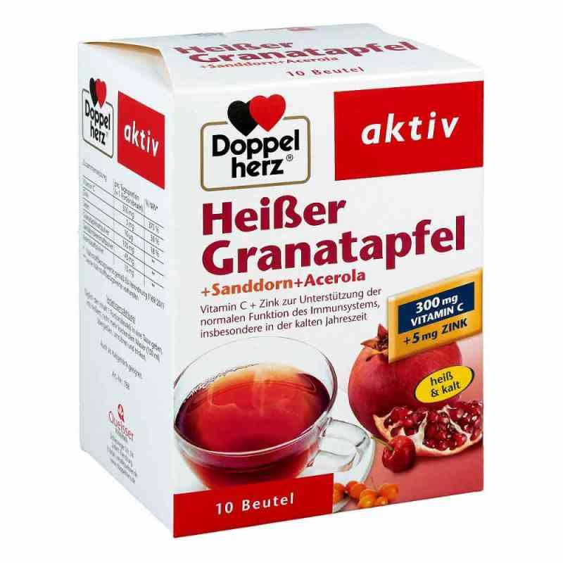 Doppelherz Heisser Granatapfel+sanddorn+acerola  bei juvalis.de bestellen