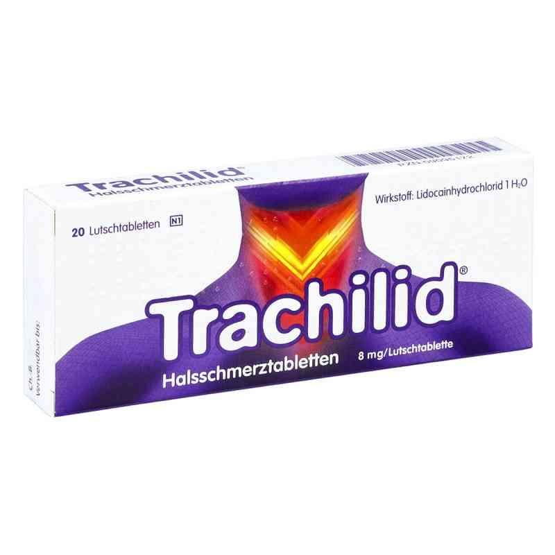 Trachilid Halsschmerztabletten  bei juvalis.de bestellen