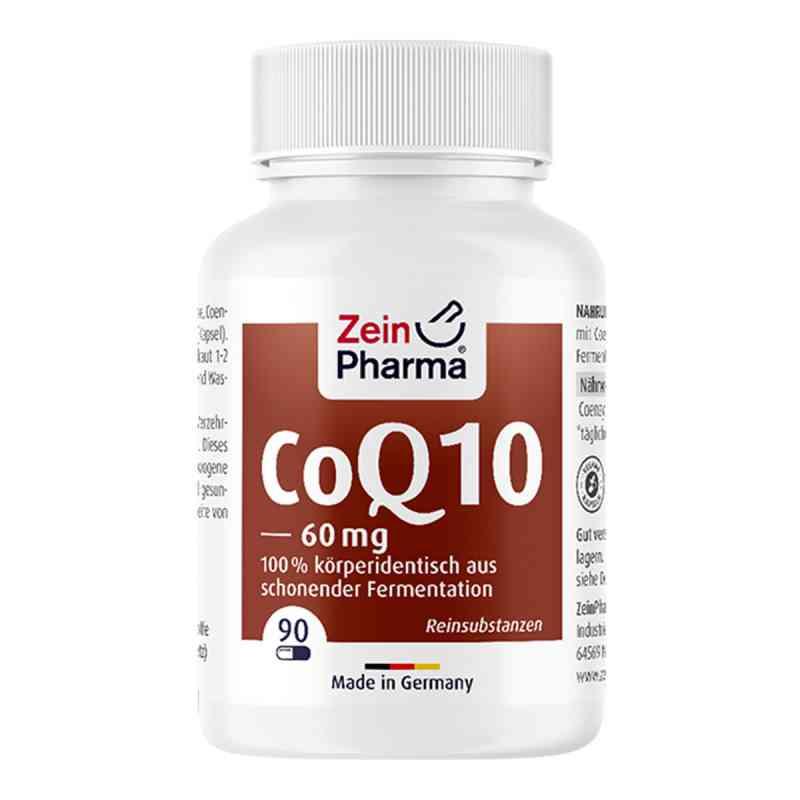 Coenzym Q10 Kapseln 60 mg  bei juvalis.de bestellen