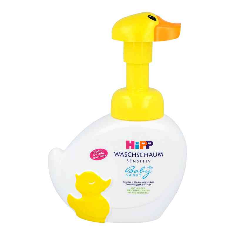 Hipp Baby Sanft Waschschaum  bei juvalis.de bestellen