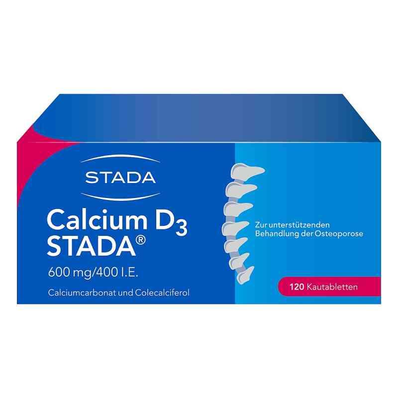 Calcium D3 STADA 600mg/400 internationale Einheiten  bei juvalis.de bestellen