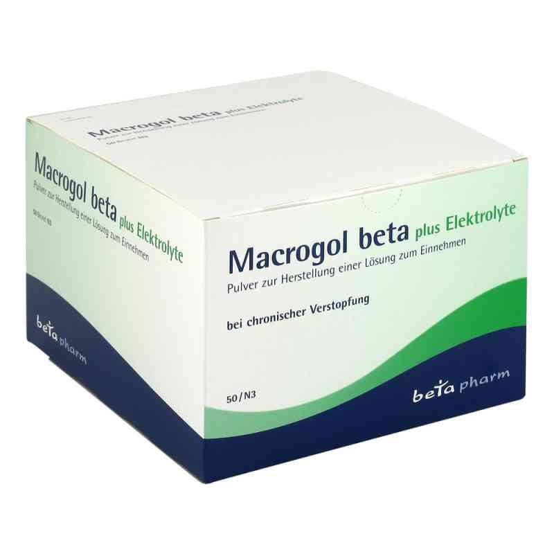 Macrogol beta plus Elektrolyte  bei juvalis.de bestellen