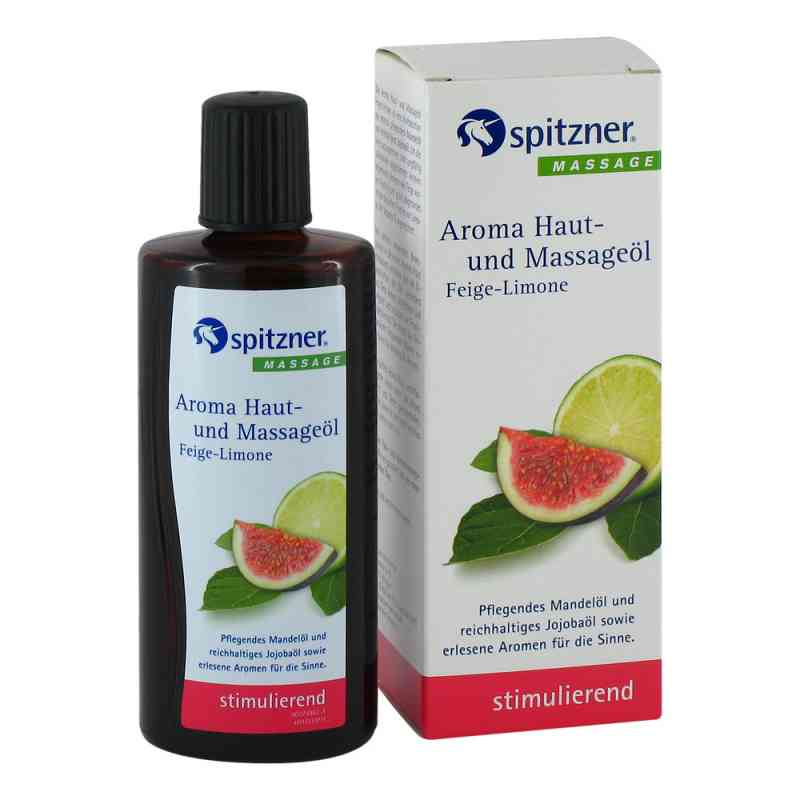 Spitzner Haut- und Massageöl Feige Limone  bei juvalis.de bestellen