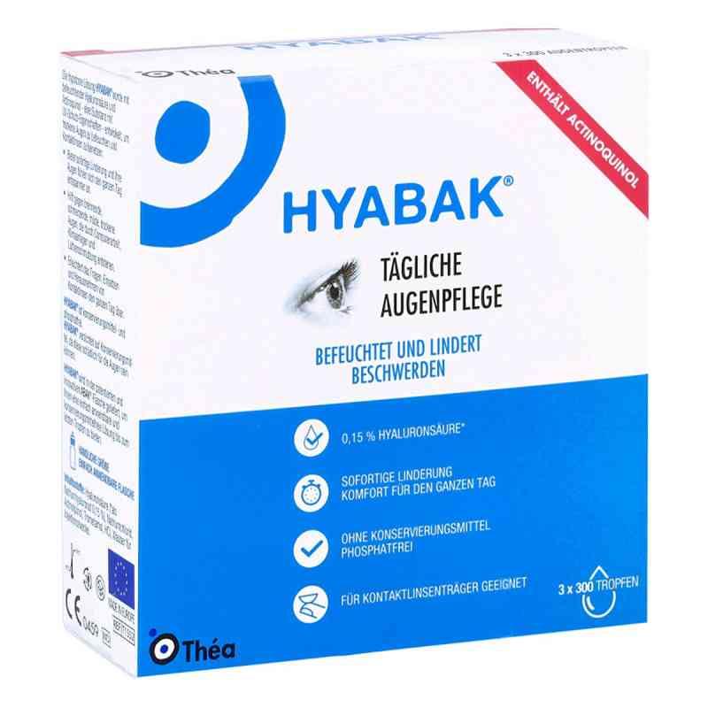 Hyabak Augentropfen  bei juvalis.de bestellen