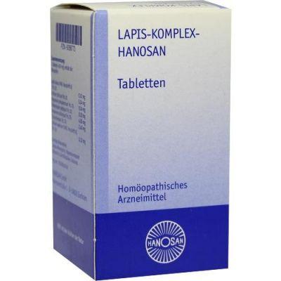 Lapis Komplex Hanosan Tabletten  bei juvalis.de bestellen