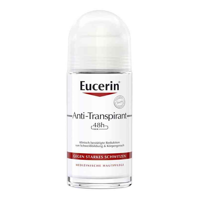 Eucerin Deodorant Antitranspirant Roll on 48 h  bei juvalis.de bestellen