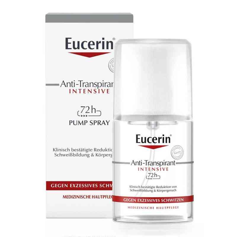 Eucerin Deodorant Antitranspirant Spray 72 h  bei juvalis.de bestellen