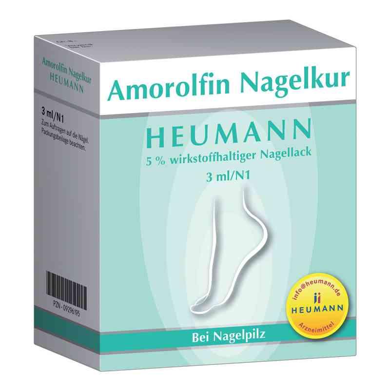 Amorolfin Nagelkur Heumann 5%  bei juvalis.de bestellen