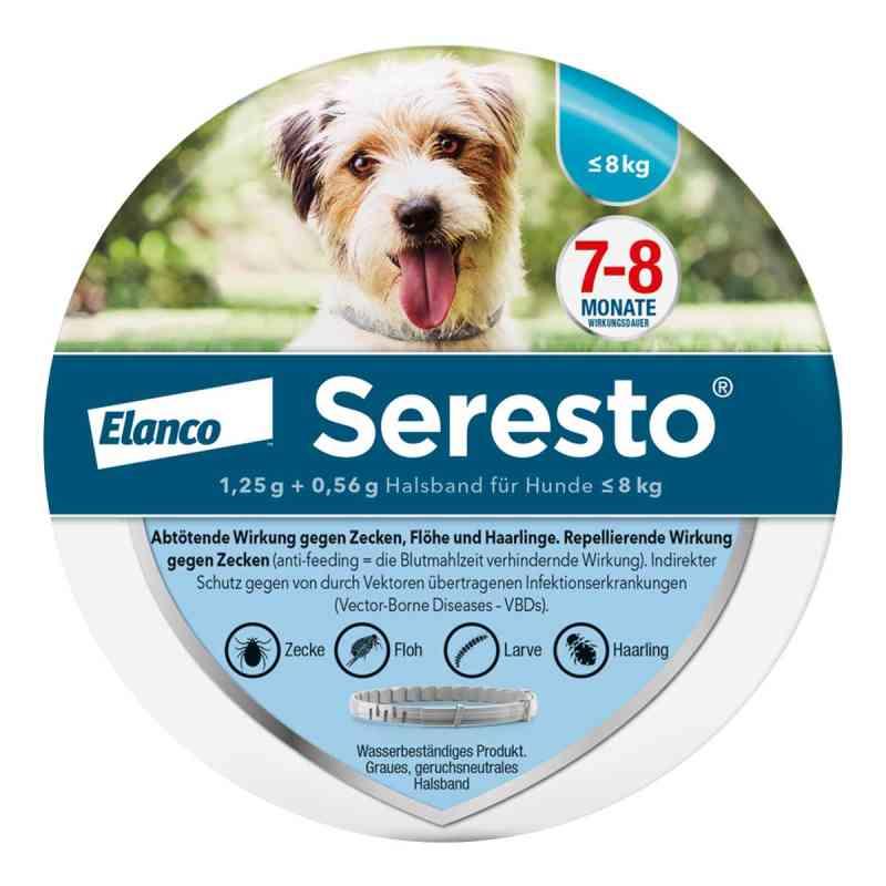 Seresto Halsband für kleine Hunde bis 8 kg  bei juvalis.de bestellen