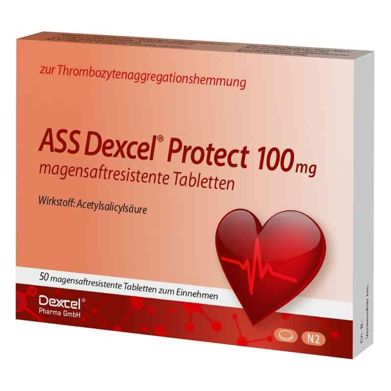 ASS Dexcel Protect 100mg  bei juvalis.de bestellen