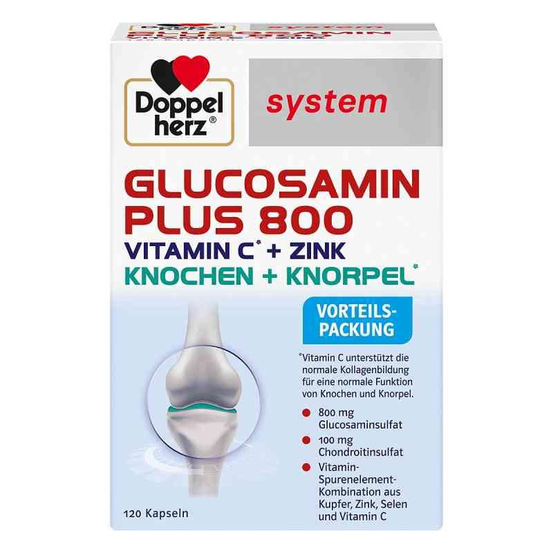 Doppelherz Glucosamin Plus 800 system Kapseln  bei juvalis.de bestellen