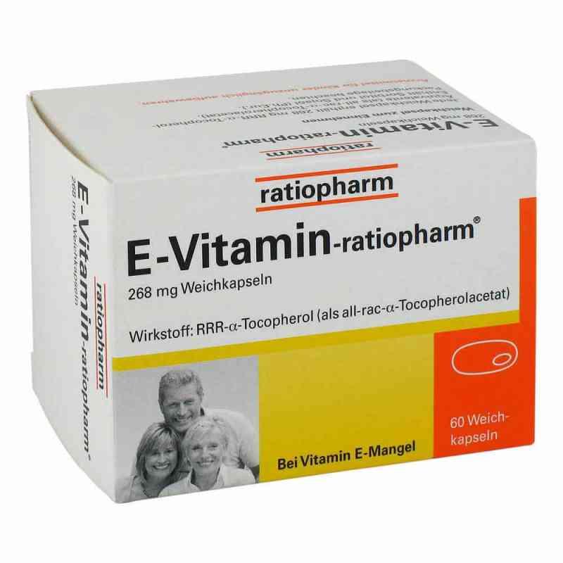E Vitamin ratiopharm Kapseln  bei juvalis.de bestellen