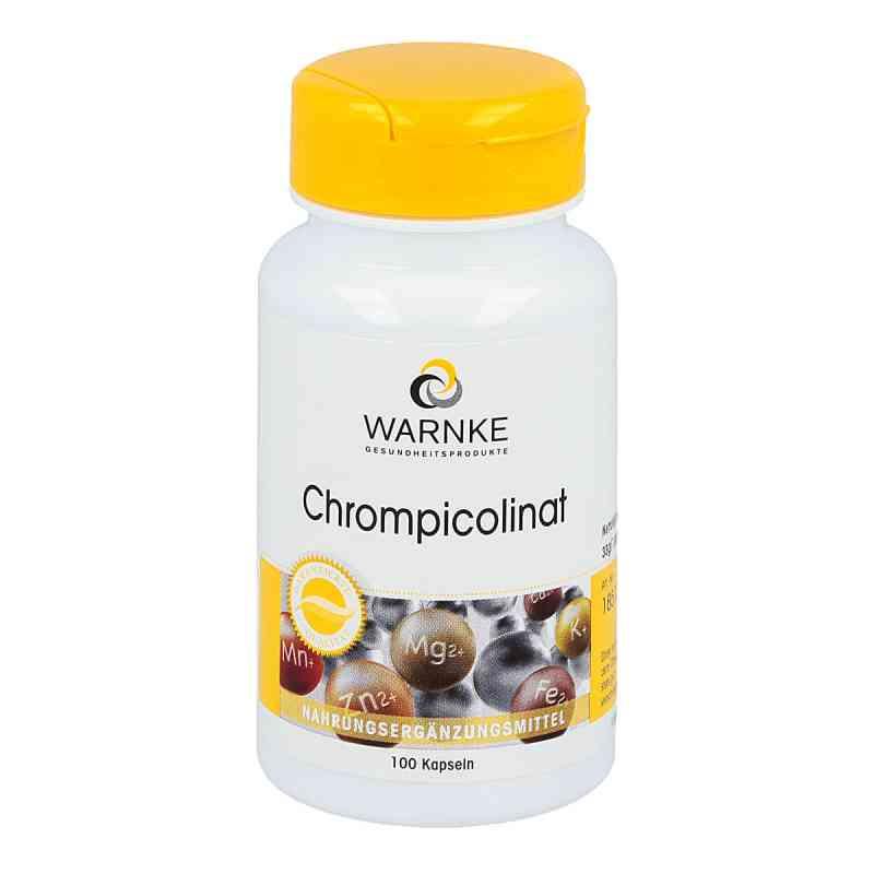 Chrompicolinat Kapseln  bei juvalis.de bestellen