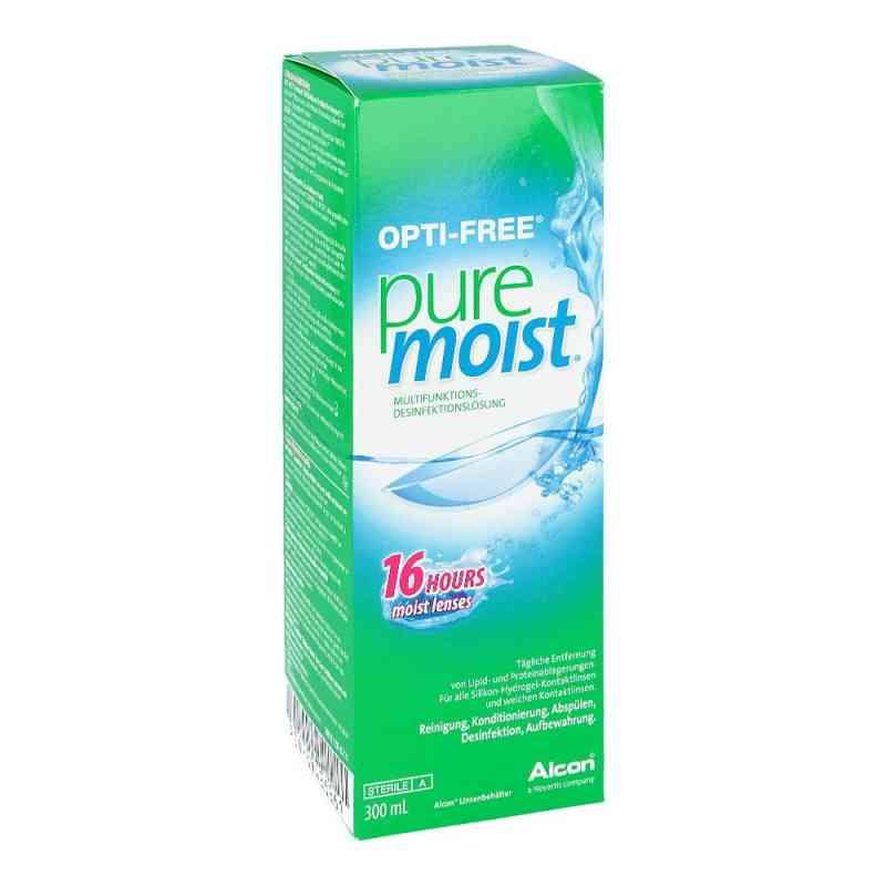 Optifree Puremoist Lösung  bei juvalis.de bestellen