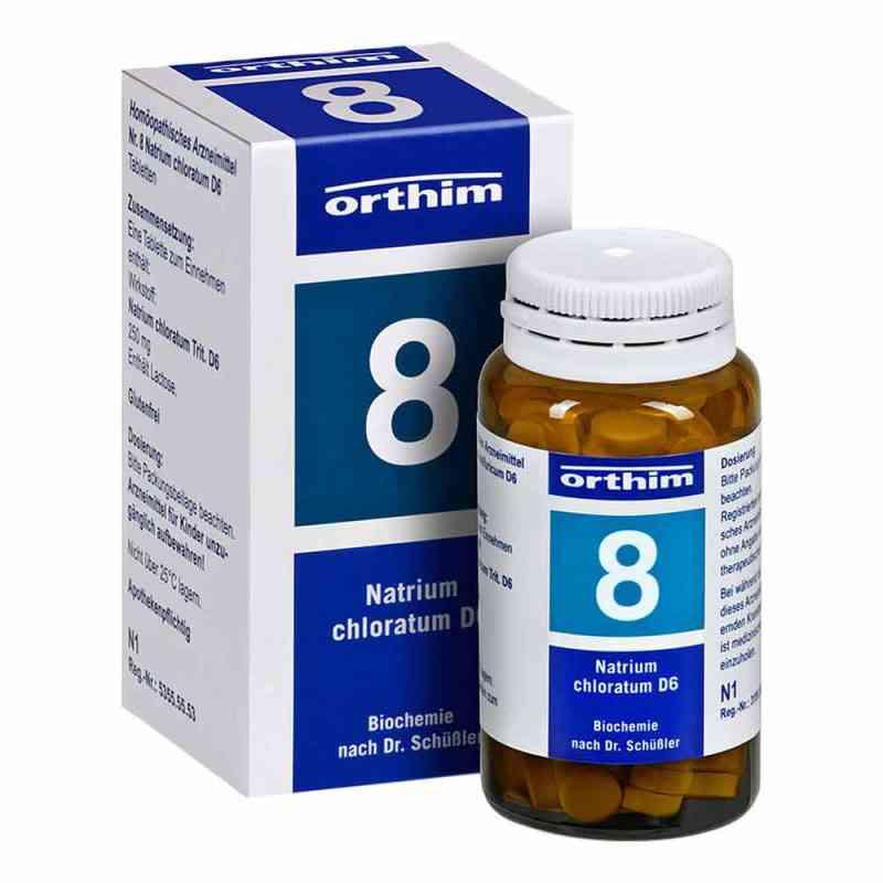 Biochemie Orthim 8 Natrium chloratum D 6 Tabletten  bei juvalis.de bestellen