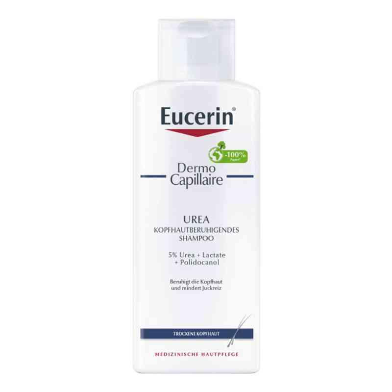 Eucerin Dermocapillaire kopfhautberuh.Urea Shampoo  bei juvalis.de bestellen