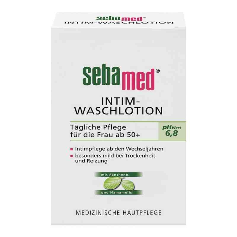 Sebamed Intim Waschlotion pH 6,8 für d.Frau ab 50  bei juvalis.de bestellen