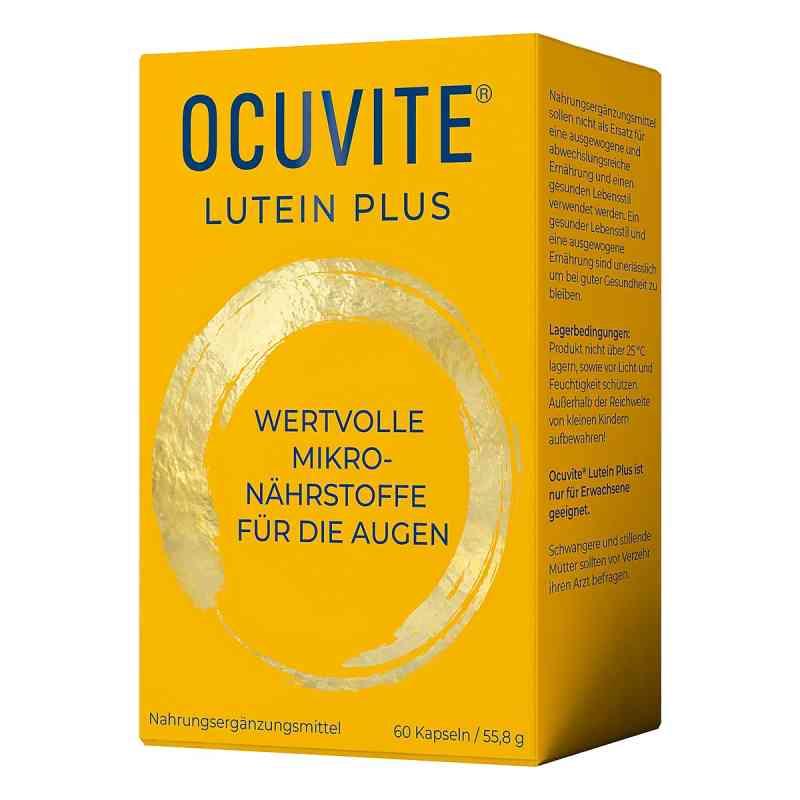 Ocuvite Lutein Plus Kapseln  bei juvalis.de bestellen
