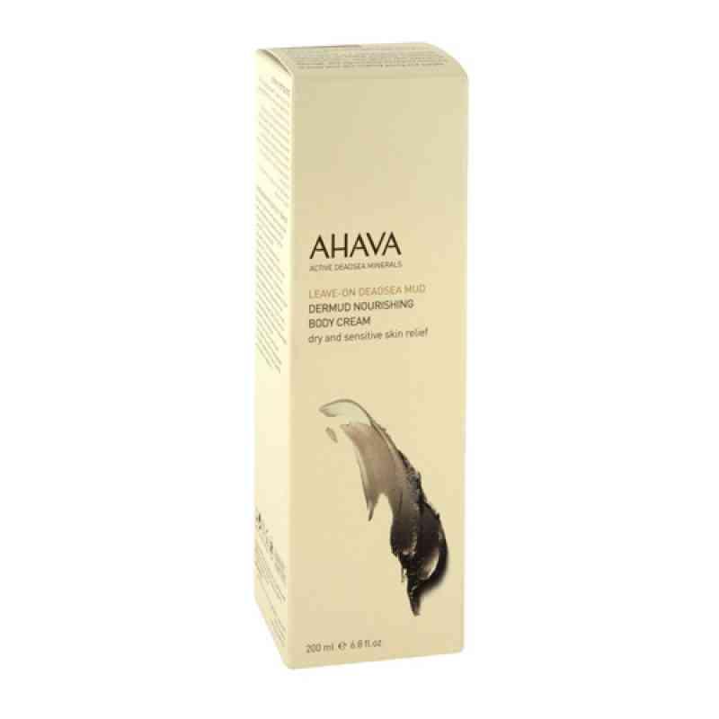 Ahava Dermud nourishing body cream  bei juvalis.de bestellen