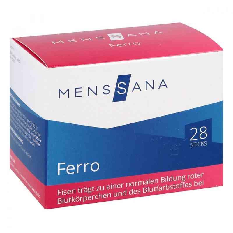 Ferro Menssana Pulver  bei juvalis.de bestellen