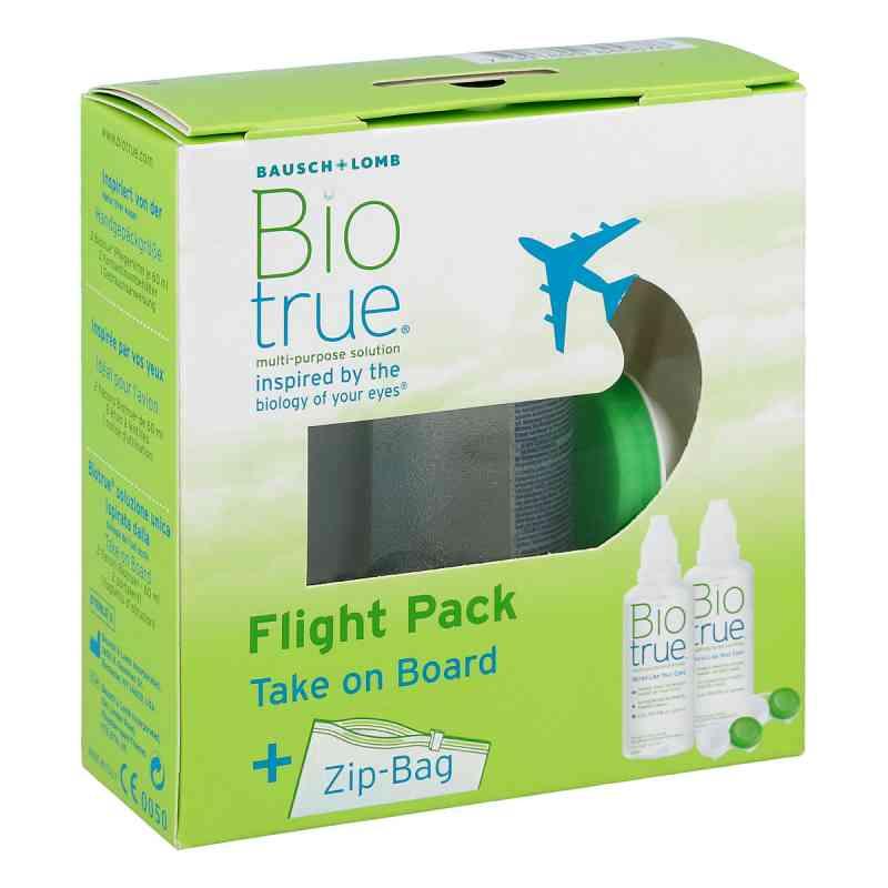Biotrue All in one Lösung Flight Pack  bei juvalis.de bestellen
