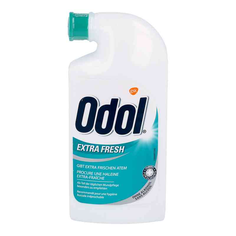 Odol Mundwasser extra frisch  bei juvalis.de bestellen